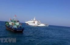 越南外交部发言人黎氏秋姮:越南有关部门一直密切关注东海形势发展变化