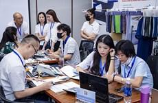 促进越南和中国台湾的纺织工业贸易对接