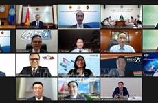 """""""越南与泰国经济合作  有效应对新冠肺炎疫情""""研讨会"""