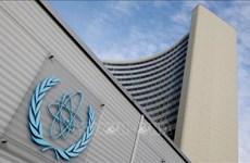 越南常驻IAEA代表阮中坚大使当选IAEA第65届大会副主席