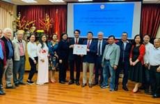 全面发展越南与斯洛伐克传统友好关系
