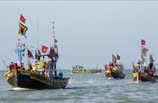 平顺省致力于保护和弘扬沿海地区渔民传统文化特色