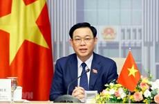越南国会主席王廷惠将会见美国企业代表
