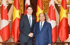 加拿大专家:加拿大特鲁多政府继续优先发展对越关系