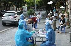 今日河内新增5例新冠肺炎本土确定病例