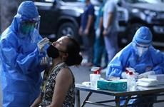 10月4日上午河内市新增新冠肺炎确诊病例6例 5例与越德医院有关