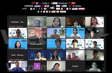 澳大利亚越南大学生为推动科技发展献上力量