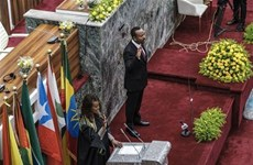 越南政府总理范明政致电祝贺阿比·艾哈迈德再次当选埃塞俄比亚总理