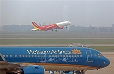 越南交通运输部提出往返内排机场航班运行的两个方案