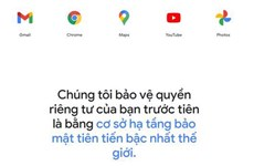 越南用户谷歌安全中心正式亮相