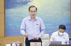 越南第十五届国会常委会第四次会议:经济结构调整计划须与经济复苏和发展的总体计划相结合