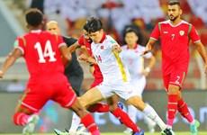 2022年卡塔尔世界杯亚洲区预选赛12强赛B组第四轮:阿曼队主场以3-1击败越南队