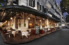 河内市:各家酒店、餐厅从10月14日起按照承载量50%限流开放