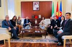 意大利希望促进与越南的关系