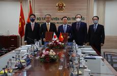 越南与日本签署低碳增长合作谅解备忘录