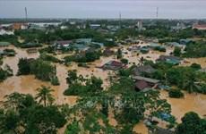 自然灾害每年给越南造成的经济损失达到了GDP的1-1.5%