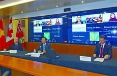 越南与加拿大供应链的合作:现在和未来