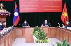 进一步推动胡志明市与老挝万象的合作