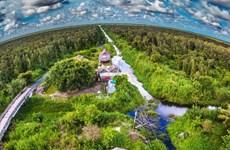 越南西原地区和中部以南沿海地区投资总额3000万美元的应对气候变化项目正式启动