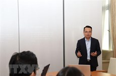 在欧洲越南创新网络正式成立