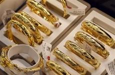 10月18日上午越南国内黄金价格上涨