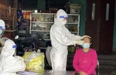 10月18日越南新增的新冠肺炎确诊病例3168例  新增治愈出院病例1136例