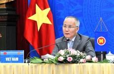 越南积极为完善2021-2025年东盟经济共同体建设总体计划建言献策