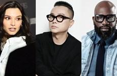 阮功志被美国杂志评选为世界最优秀时装设计师之一