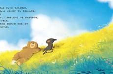 由越南画家作为插画师的儿童绘本集正式在日本发行