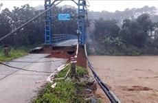 暴雨洪水造成8人伤亡失踪 多地损失严重