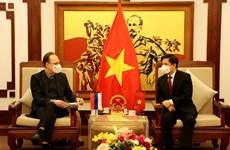 越南与俄罗斯推动交通运输合作走向纵深
