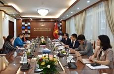UNICEF愿协助越南教育部寻找学生安全返校措施