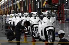 2021年第三季度越南摩托车销量下降近46%