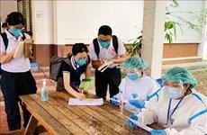 老挝新增新冠肺炎确诊病例再次增加