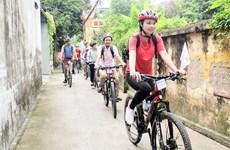 骑上自行车 探索河内市