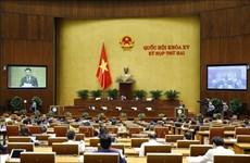 第 十五届国会第二次会议:研究制定足以产生深远作用的经济刺激方案