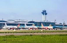 越南交通运输部提议放宽乘坐飞机、火车出行条件