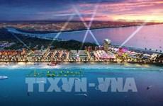 清化省首个五星级综合休闲度假区动工兴建