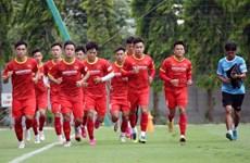 23名球员参加亚洲U23预选赛