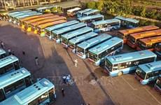 交通运输部建议各地增加跨省客运班车班次