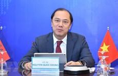 越南与柬埔寨举行外交部间第七次政治磋商