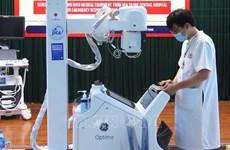 日本国际协力机构继续助力越南提升疫情医疗救治能力