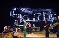 越南话剧艺术100周年纪念周隆重举行