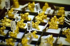 10月21日上午越南国内黄金价格上涨20万越盾