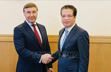 俄罗斯重视发展与越南的教育培训合作关系