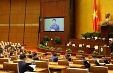 越南第十五届国会第二次会议:建立资源筹措机制  促进四省市经济社会发展