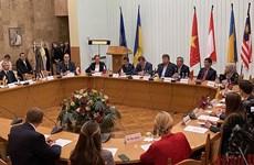 设在乌克兰的东盟研究中心正式开张