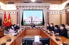 胡志明市与亚洲开发银行合作促进经济复苏