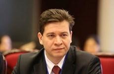 俄罗斯教授将胡志明主席编纂的《论孙子兵法》一书译成俄语