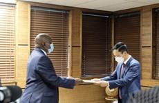 越南与博茨瓦纳促进双边和多边合作